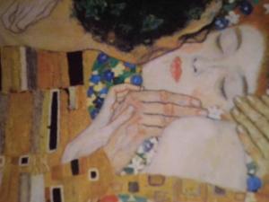 Gustav Klimt'sThe Kiss